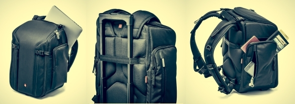Test du sac photo Manfrotto Backpack 30