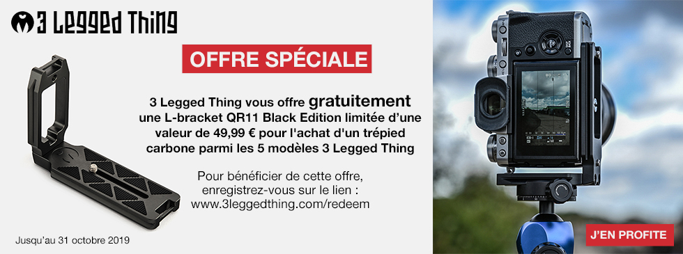 Offre 3 Legged Thing