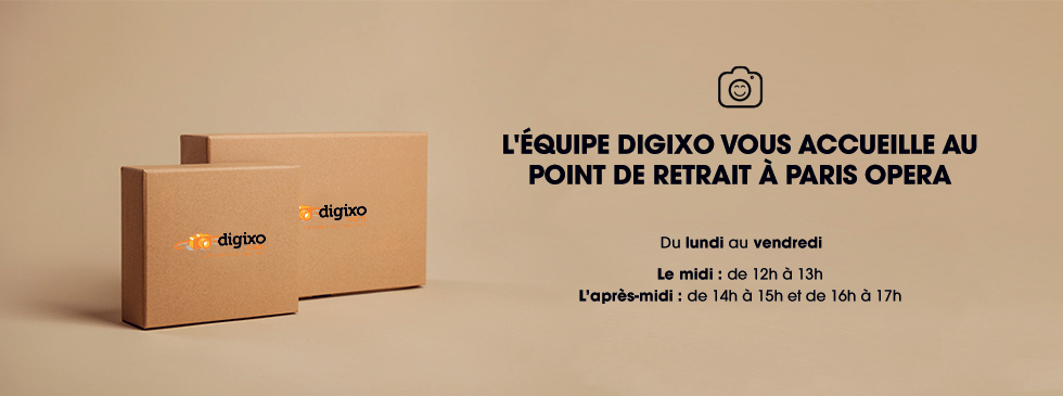 Gratuit Point de retrait