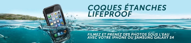 Coque lifeproof