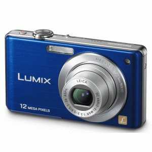 photo Panasonic DMC-FS15 Bleu
