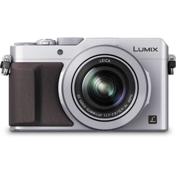 photo Panasonic Lumix DMC-LX100 - argent