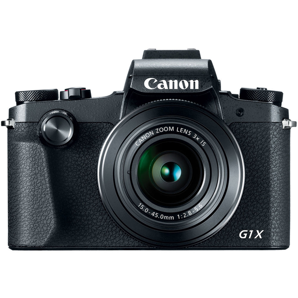 photo Canon PowerShot G1 X Mark III