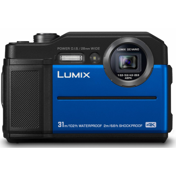 photo Panasonic Lumix DC-FT7 Bleu