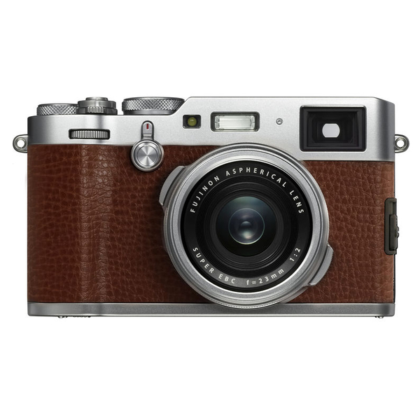 photo Fujifilm X100F marron