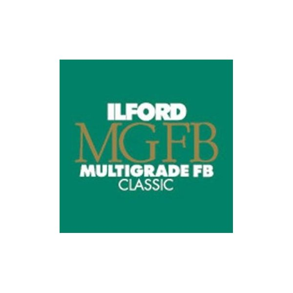 photo Ilford Papier Multigrade IV FB Classic - Surface matte - 30.5 x 40.6 cm - 50 feuilles (MGFB.5K)