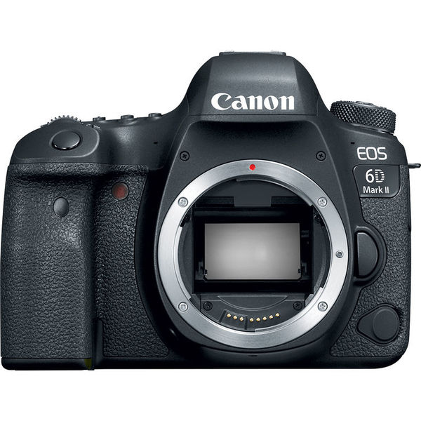 photo Canon EOS 6D Mark II Boitier nu