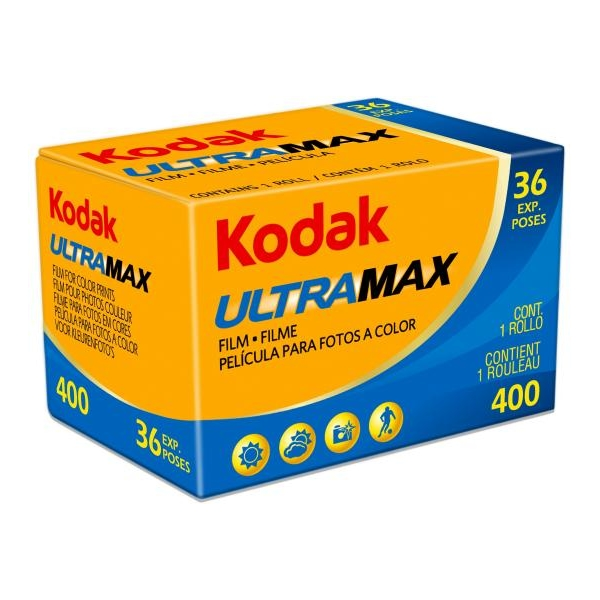 photo Kodak 1 film couleur Gold 400 Ultra max 135 36 poses