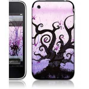 Skin Growth pour iPhone 3G 3GS