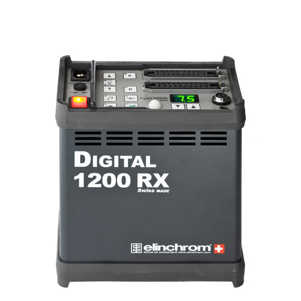 photo Elinchrom Générateur Digital 1200 RX - ELI10256