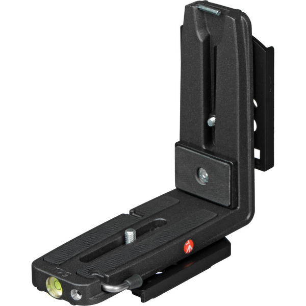 photo Manfrotto L BRACKET + Plateau rapide 410PL - MS050M4-RC4
