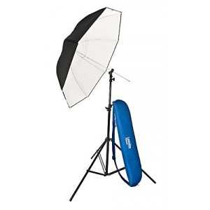 "photo Lastolite by Manfrotto  Kit parapluie 80 cm ""All in One"" - LAS2473"