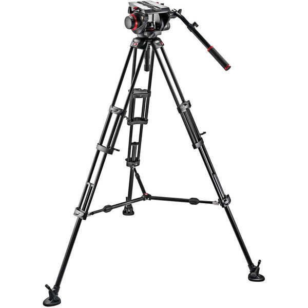 photo Manfrotto Kit 100Pro - 509HD,545BK