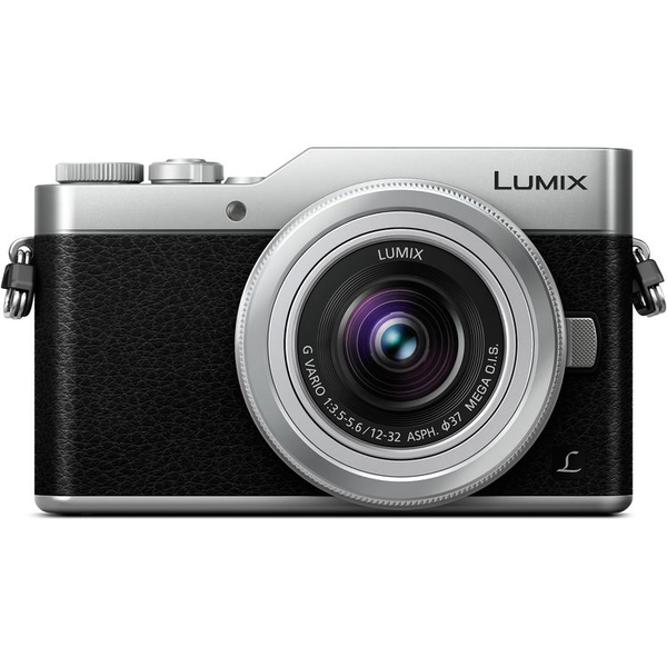 photo Panasonic Lumix DC-GX800 Argent + 12-32mm