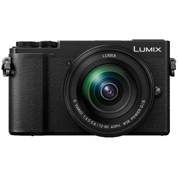photo Panasonic Lumix DC-GX9 Noir + 12-60mm