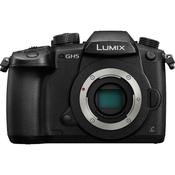 photo Panasonic DC-GH5 Boitier nu + V-Log DMW-SFU1GU