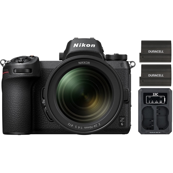 photo Nikon Z6 + 24-70mm f/4 S - ENERGY KIT