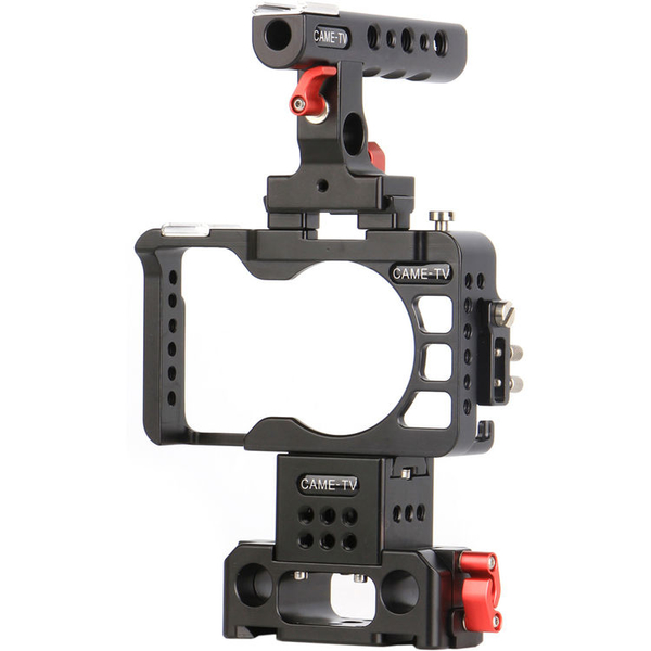 photo Came-TV Cage de protection pour Sony a6300 / a6500
