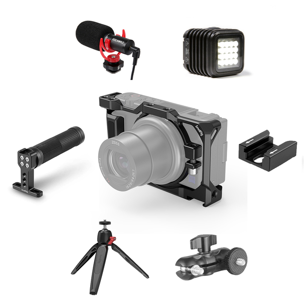 photo SmallRig Full Cage Kit pour Sony ZV-1