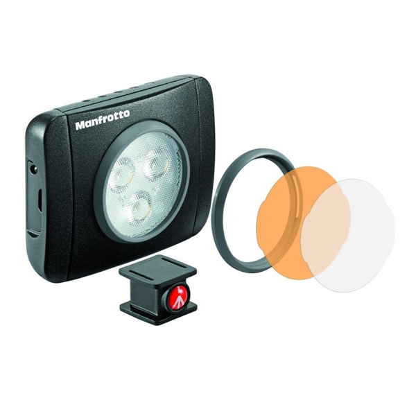 photo Manfrotto Torche LED Lumimuse - 3 LEDs