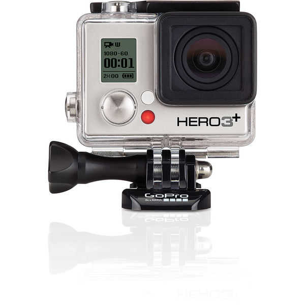 photo GoPro Caméra d'action GoPro HERO3+ Silver Edition