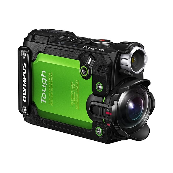 photo Olympus Action Cam Stylus TG-Tracker - Vert