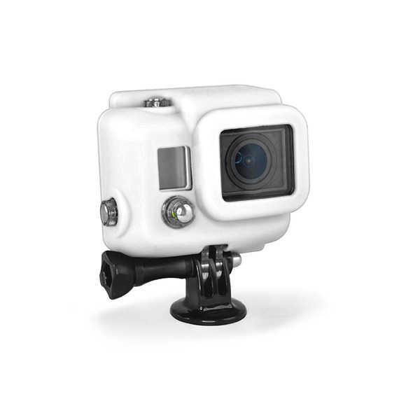 photo XSories Housse silicone cover HD blanche pour HERO 3
