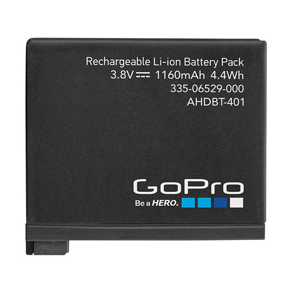 photo GoPro Batterie rechargeable HERO4 - BATTHD4