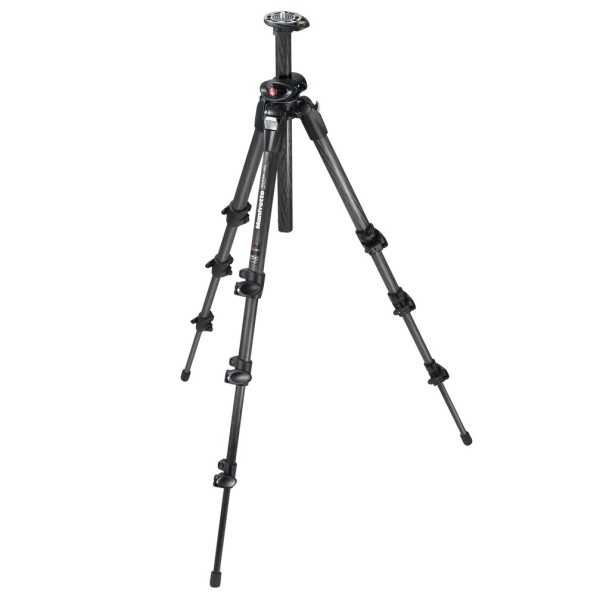 photo Manfrotto Trépied en fibre de carbone 4 sections (190CXPRO4)