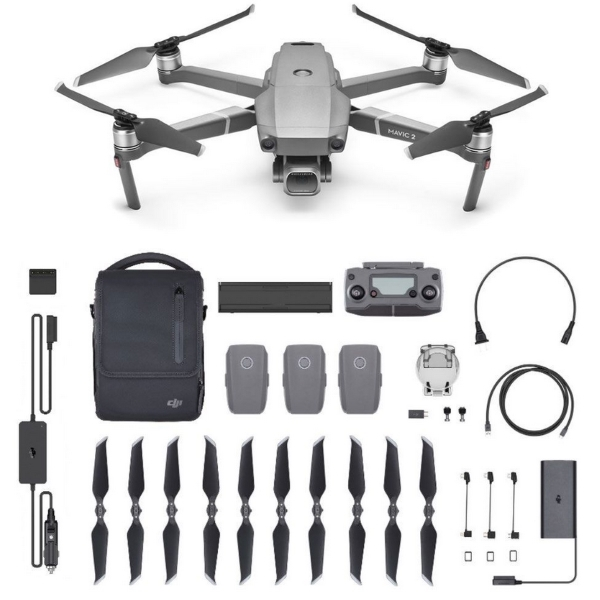 photo DJI Drone DJI Mavic 2 Pro Fly More Combo