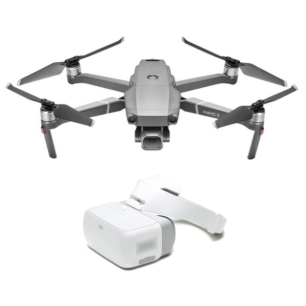 photo DJI Drone DJI Mavic 2 Pro + DJI Goggles