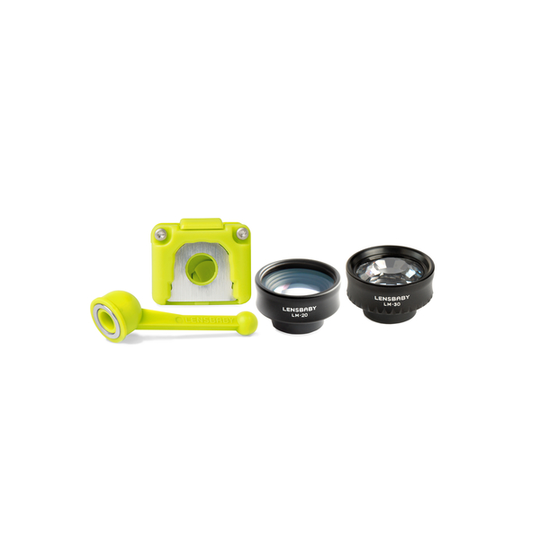 photo Lensbaby Creative Mobile Kit pour Android/ iPhone 5c