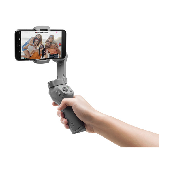 photo DJI Stabilisateur Osmo Mobile 3