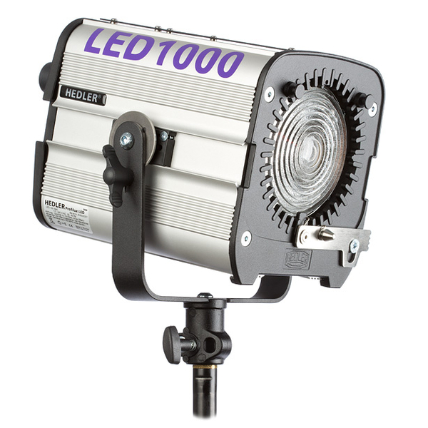 photo Hedler Torche Fresnel Profilux LED 1000 - HED5056