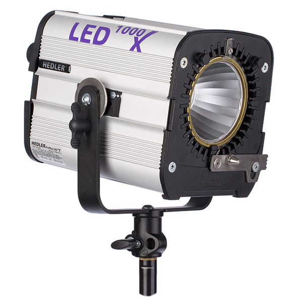 photo Hedler Torche Fresnel Profilux LED 1000 X - HED5058