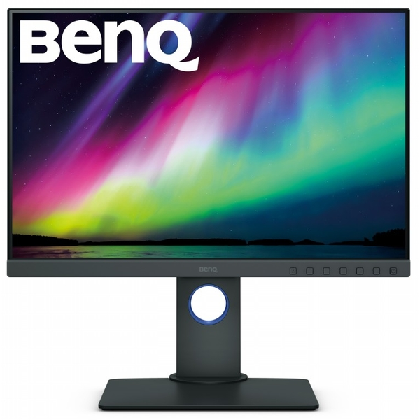 photo BenQ Ecran de gestion chromatique 24,1'' SW240 + casquette