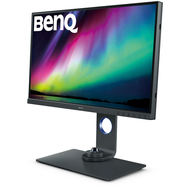 "photo BenQ Ecran de gestion Chromatique 27"" - SW270C + Casquette"