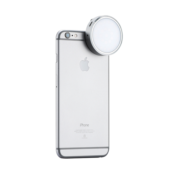 photo Yongnuo Mobile Phone Flash YN06 (Argent)
