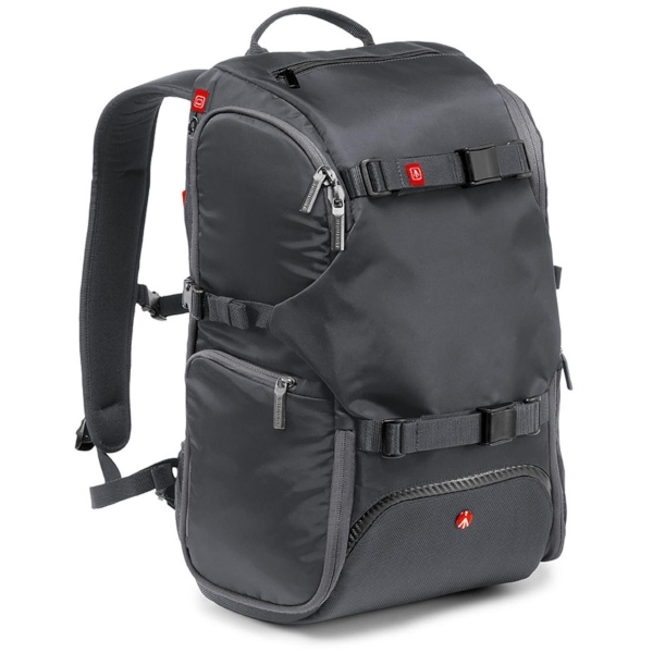 photo Manfrotto Sac à dos Advanced Travel Backpack - Gris