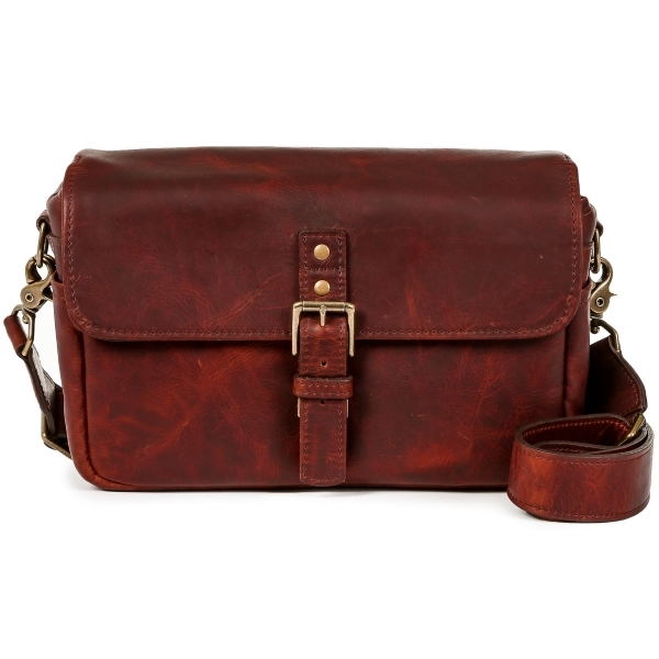 photo ONA The Bowery - Bordeaux Leather
