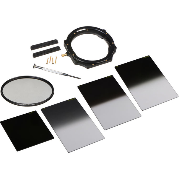 photo Lee Filters Deluxe Kit 100mm