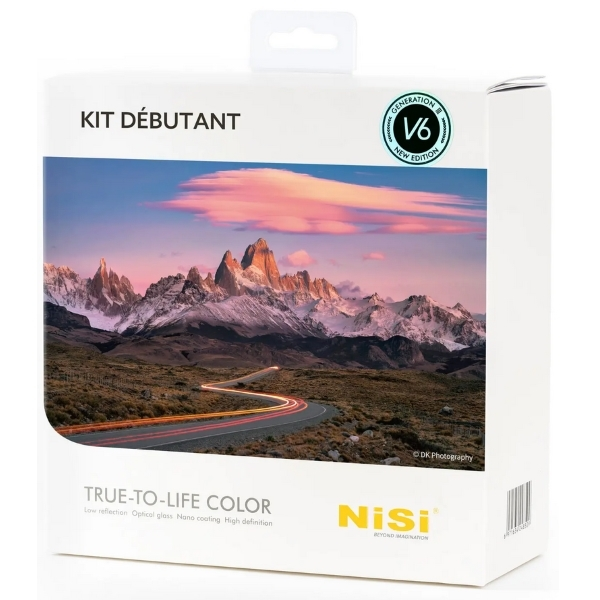 photo Nisi Kit V6 Débutant 100mm