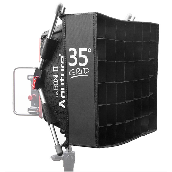 photo Aputure EZ Box + II pour AL-528, HR672 ou Tri-8