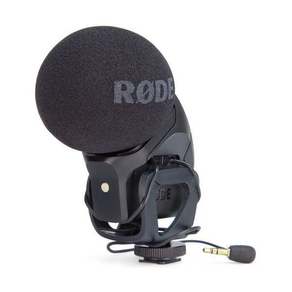 photo Rode Stereo VideoMic Pro Rycote