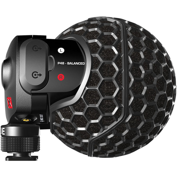 photo Rode Microphone stereo VideoMic X