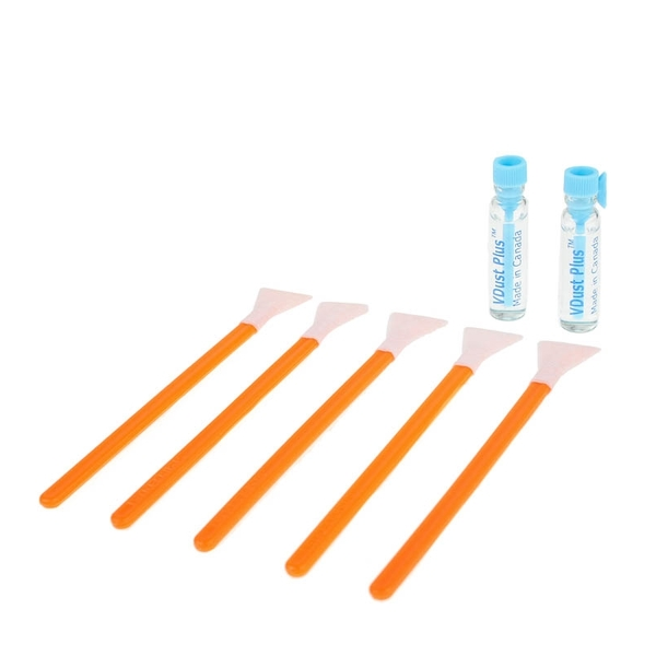 photo Visible Dust Kit 5 spatules oranges 1.0x (24mm) + 2x VDust Plus