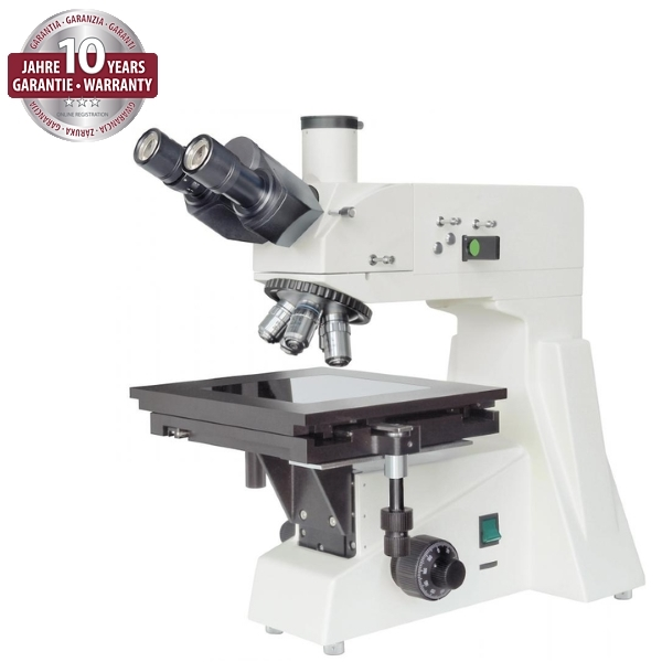 photo Bresser Microscope Science MTL-201 50-800x