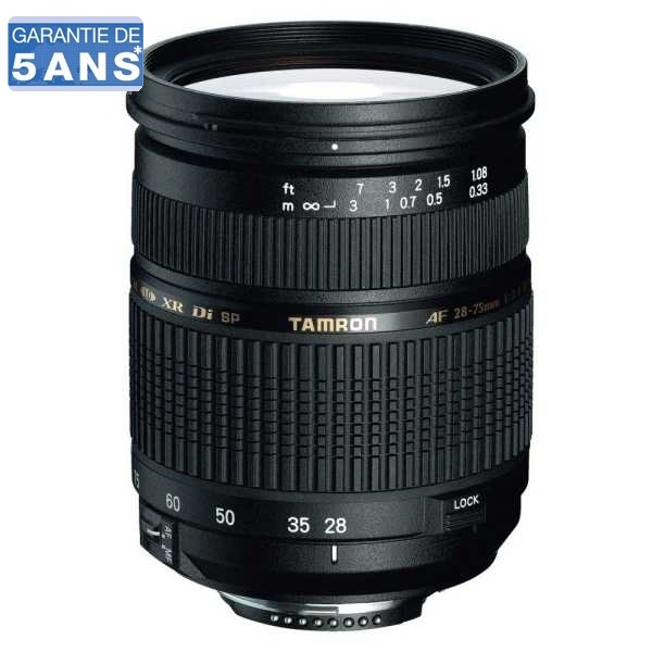 photo Tamron 28-75mm f/2.8 SP XR Di Monture Sony A