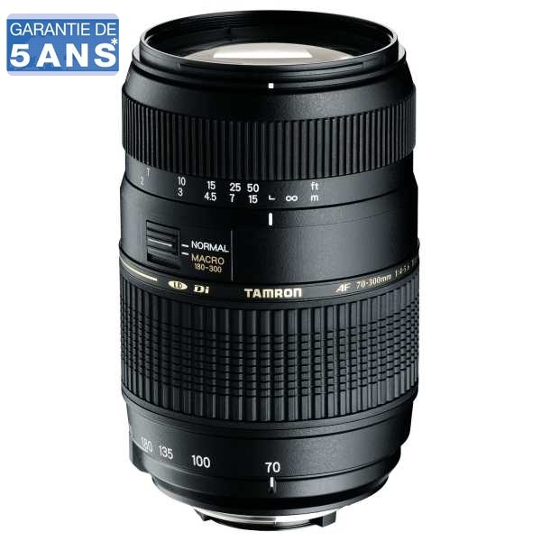 photo Tamron 70-300mm f/4-5.6 LD Di Monture Nikon