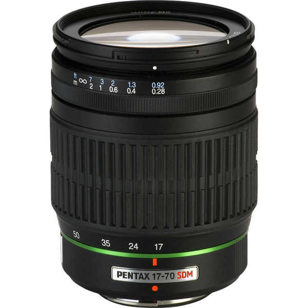 photo Pentax 17-70mm f/4 AL IF SDM